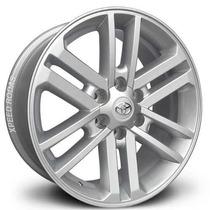Roda Toyota Hilux/sw4 R37 Aro 22 Prata
