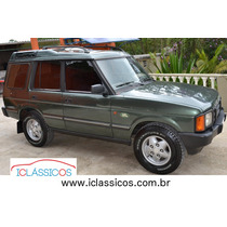 Land Rover Discovery Tdi 1993 Diesel Completa - Iclássico