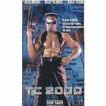 Vhs+ Dvd Digitalizado Tc 2000 Ação / Ficção Legendado