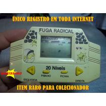 Mini Game Tec Toy - Fuga Radical Raríssimo !!!!!!!!!!!!!!!!