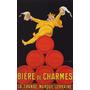 Barril Chopp Cerveja Bebida Homem Poster Repro