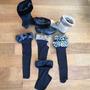 Punho De Inverno Para Bota - Boot Cuffs