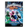 Dvd Original Do Filme Power Rangers S.p.d. - Tocaia Vol. 02