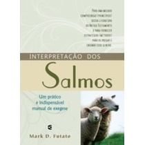 Interpretação Dos Salmos - Frete Grátis