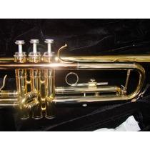 Trompete Dolphin Sib Laqueado (dourado)