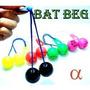 Batbag, Bat Bag, Bolinha Bate-bate, Bolimbolacho Tiki-taka