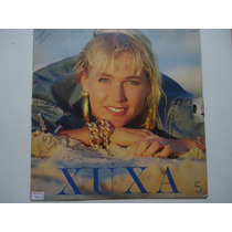 Disco Vinil Lp Xuxa 5 Lindoooooooo