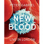 Blu-ray- Peter Gabriel ( Genesis ) New Blood-live In London