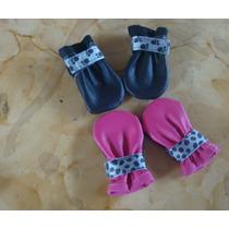 Sapato Para Cães, Pp, P, M, G, Gg Fabricação Propria!