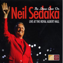 Cd Neil Sedaka The Show Goes On -live At The Royal Albert H