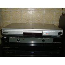 Dvd Panasonic Dvd-s35 Lb-s Lê Dvd-ram Arte Som