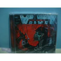 Voivod - War And Pain - Cd Nacional