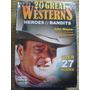 Coleção 4 Dvds Faroeste 20 Great Westerns +de 27 Horas Filme