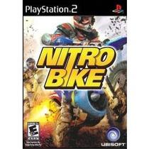 Nitrobike Da Ubisoft Jogo Para Ps2 ,lacrado E Original
