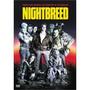 Dvd Raça Das Trevas - Nightbreed - Clive Barker - Orig Novo