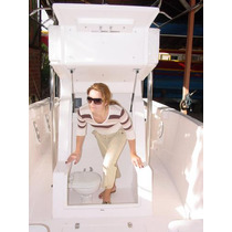 Lancha Sea Crest Fishing 215 Evinrude E-tech 130 Hp Dpl 2015