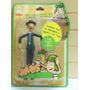 Chaves Brinquedo Antigo Gulliver Boneco Professor Girafales