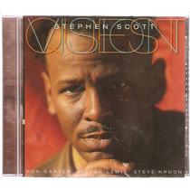 Cd Stephen Scott - Vision Quest - Importado - Novo***