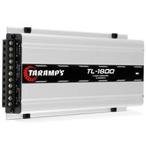 Amplificador Taramps Tl 1800 530w Rms 3 Canais Frete Grátis
