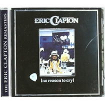 Eric Clapton No Reason To Cry [eua] Cd Novo Lacrado