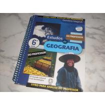 Estudos De Geografia 6ºa Demétrio Magnoli - Livro Professor