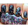 Esmalte Importado Wet N Wild Fast Dry Party Of Five Glitters