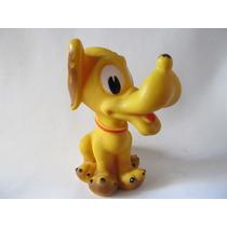 Brinquedo Antigo - Vivinil - Disney - Baby Pluto (v 109)