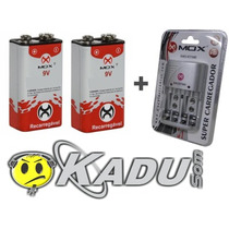 Bateria Recarregavel + Carregador Kit P R O M O Ç Ã O
