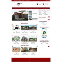 Script Imobiliária 2012 Php Mysql, Sem Bugs Com Google Maps