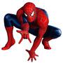 Adesivo Homem Aranha Recortado