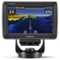 Gps Garmin Marítimo E Automotivo Map 620 Tela 5.2 Navegador