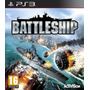 Battleship: The Video Game - [ps3] Lacrado