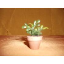 B. Antigo - Vaso De Planta Miniatura Para Casa De Bonecas