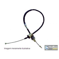 Cabo Embreagem Peugeot 206 1.6 8v 99/01 (670mm) #7383