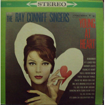 Lp.ray Conniff Singers Young At Heart(frete Grátis)