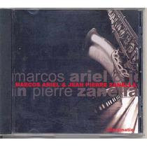 Cd Marcos Ariel & Jean Pierre Zanella - Diplomatie - 2004