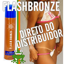 Flash Bronze Spray Autobronzeador - Menor Preço Do Mercado!
