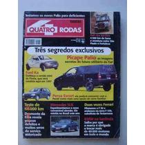 Revista Quatro Rodas N.434 -perua Palio/ford Ka/perua Escort