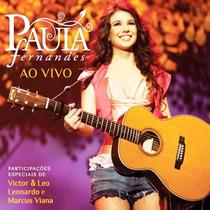 Cd Paula Fernandes - Ao Vivo (974531)