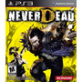 Neverdead - Jogo Playstation 3 (never Dead)