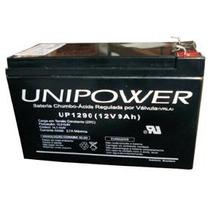 Bateria Selada 12v 9ah Unipower 3 Anos - Up1290