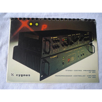 Cp 800 Ma800 Cygnus-manual Original - Tb Gradiente Polyvox