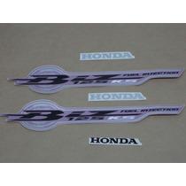 Kit Adesivos Honda Biz 125 Ks 2010 Rosa - Decalx