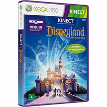 Super Game Kinect Disneyland Adventure Xbox360 No Leilão