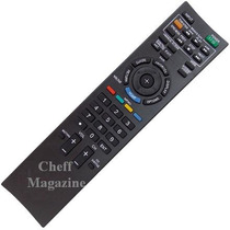Controle Remoto Tv Led Sony Bravia Rm-y047 Kdl-ex705 Kdl-32