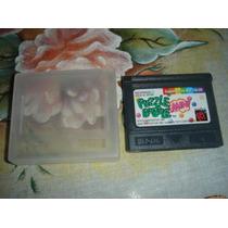 Puzzle Bobble Mini Original Neo Geo Pockt