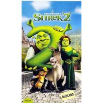 Vhs - Shrek 2