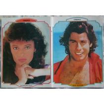 Pôsters Revista Fiesta Cinema John Travolta - Anos 70.