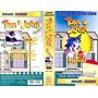 Filme Fita Vhs Cartoon Collection Tom E Jerry Especial