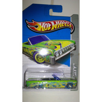 Hot Wheels-'64 Lincoln Continental Convertible-th/2013